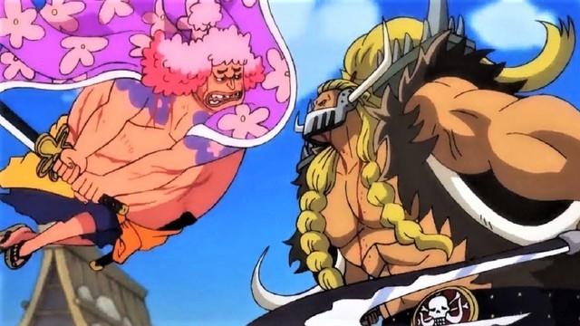 One Piece: Top 10 nhân vật mạnh nhất trong liên minh lật đổ Kaido tại Wano, Luffy có phải là số 1? (P1) - Ảnh 5.