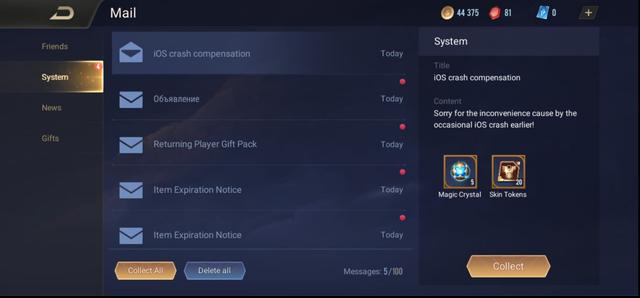 Liên Quân Mobile: Game thủ nhận FREE Nakroth ADC nhờ... sự cố kỹ thuật của hệ iOS - Ảnh 1.