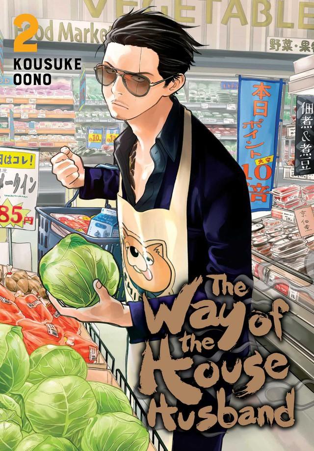 Ông chồng Yakuza nội trợ sẽ được chuyển thể thành Live Action, fan hóng hớt từ giờ đi là vừa? - Ảnh 7.