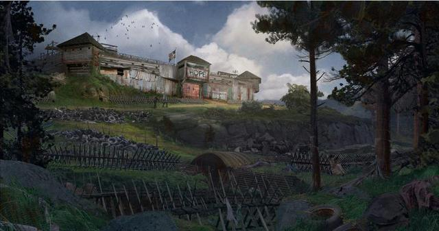 Nhà phát triển tựa game Left 4 Dead huyền thoại bắt đầu nhá hàng hình ảnh đầu tiên của Back 4 Blood - Ảnh 2.