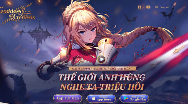 Những tựa game mang xu thế manga - anime phổ biến nhất dành cho các tín đồ game thủ trên mobile - Ảnh 2.
