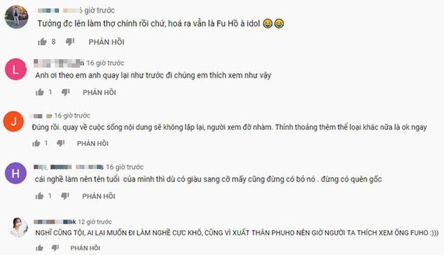 Bỏ nghề Youtube, Lộc Fuho lại quay về làm phụ hồ như ngày thường, fan cảm thán Bao năm rồi anh vẫn chưa lên thợ chính nữa - Ảnh 4.