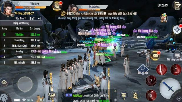 """Game kiếm hiệp """"100% không lai tạp"""" - Nhất Mộng Giang Hồ tặng 300 Giftcode, Free Vip 3 server mới - Ảnh 1."""