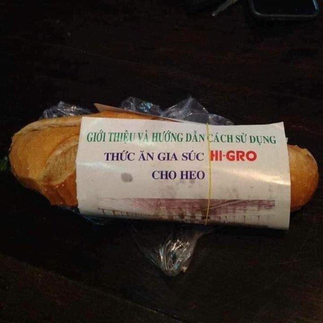Góc hài hước: Những pha giấy bọc bánh mì khiến người ăn cạn lời vì nội dung khó đỡ - Ảnh 7.