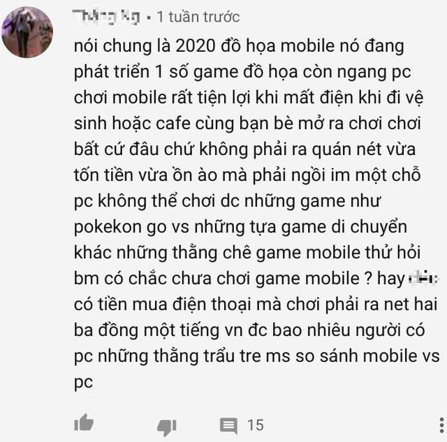 """Tuyên bố """"không có tiền mua điện thoại"""" mới chơi PC, game thủ khiến cộng đồng dậy sóng với câu chốt làm tất cả lặng im - Ảnh 1."""