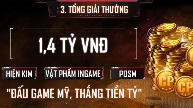 Giải đấu Vô Địch Quốc Gia của Call of Duty: Mobile VN chính thức lộ diện với giải thưởng siêu to khổng lồ - Ảnh 2.