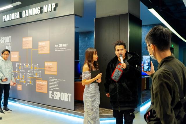 Trải nghiệm không gian chơi game chuyên nghiệp cùng Pandora Gaming Cầu Giấy - Tổ hợp giải trí đa nội dung tiêu chuẩn quốc tế tại Hà Nội - Ảnh 2.