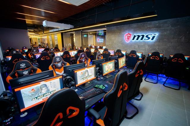 Trải nghiệm không gian chơi game chuyên nghiệp cùng Pandora Gaming Cầu Giấy - Tổ hợp giải trí đa nội dung tiêu chuẩn quốc tế tại Hà Nội - Ảnh 3.