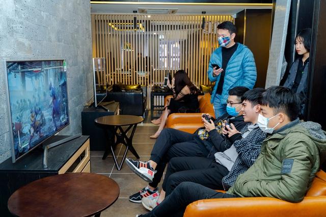 Trải nghiệm không gian chơi game chuyên nghiệp cùng Pandora Gaming Cầu Giấy - Tổ hợp giải trí đa nội dung tiêu chuẩn quốc tế tại Hà Nội - Ảnh 5.