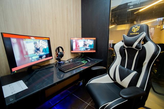 Trải nghiệm không gian chơi game chuyên nghiệp cùng Pandora Gaming Cầu Giấy - Tổ hợp giải trí đa nội dung tiêu chuẩn quốc tế tại Hà Nội - Ảnh 6.