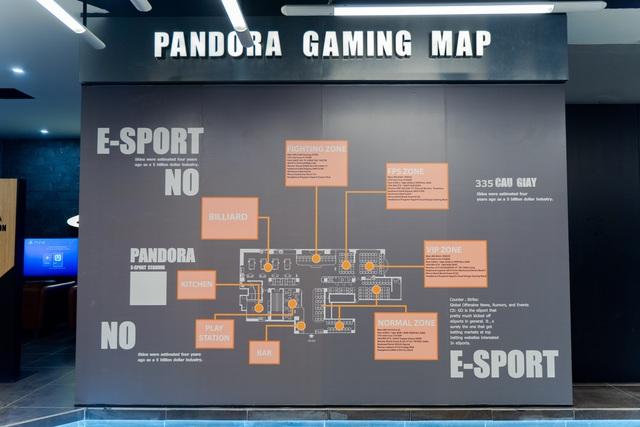 Trải nghiệm không gian chơi game chuyên nghiệp cùng Pandora Gaming Cầu Giấy - Tổ hợp giải trí đa nội dung tiêu chuẩn quốc tế tại Hà Nội - Ảnh 8.
