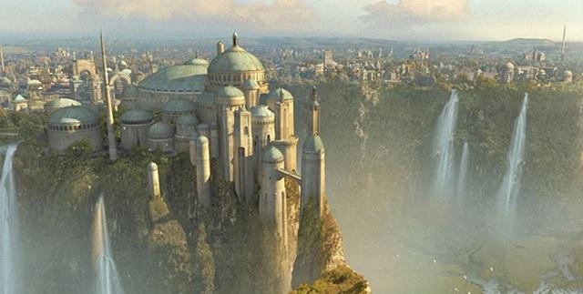 5 hành tinh tuyệt đẹp chỉ có trong phim viễn tưởng mà bất cứ fan sci-fi nào cũng muốn ghé thăm 1 lần - Ảnh 1.