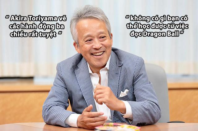 Biên tập viên đầu tiên đồng ý chịu xuất bản Dragon Ball nói gì về con đẻ của Akira Toriyama - Ảnh 1.