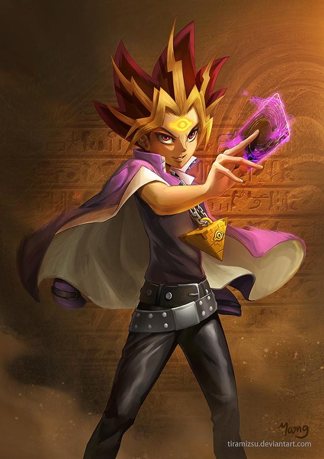 Khám phá lai lịch của Atem, nhân cách thứ 2 của Yugi Muto trong Yu-Gi-Oh - Ảnh 5.