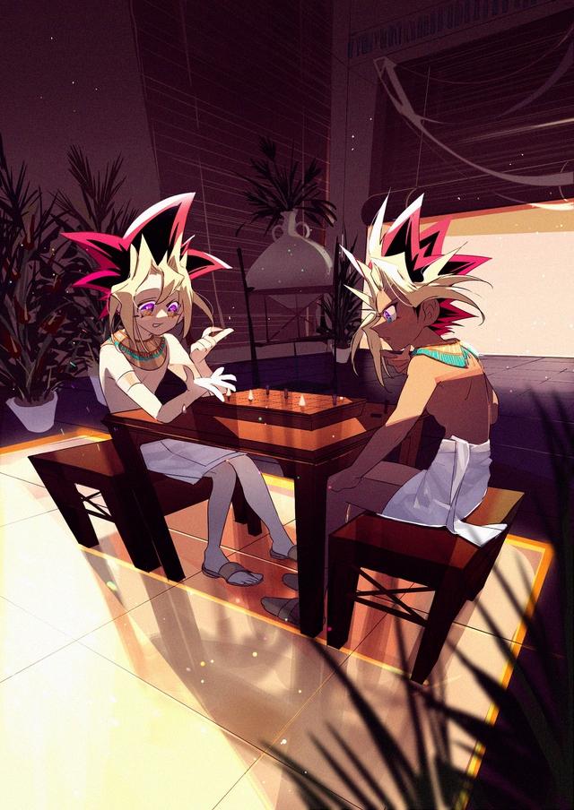 Khám phá lai lịch của Atem, nhân cách thứ 2 của Yugi Muto trong Yu-Gi-Oh - Ảnh 3.