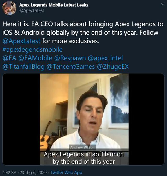 EA tiết lộ sẽ ra mắt Apex Legends trên điện thoại di động trong năm nay - Ảnh 4.