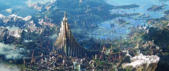 5 hành tinh tuyệt đẹp chỉ có trong phim viễn tưởng mà bất cứ fan sci-fi nào cũng muốn ghé thăm 1 lần - Ảnh 4.