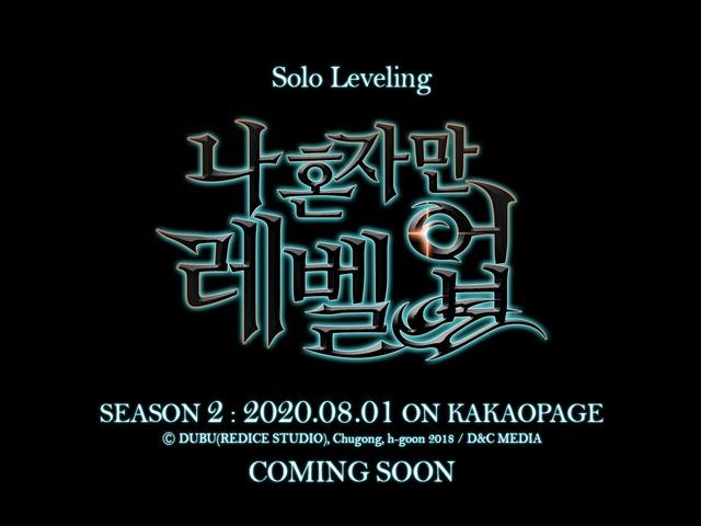 Chính thức: Webtoon Solo Leveling phần 2 sẽ trở lại đầu tháng 8 tới! - Ảnh 2.