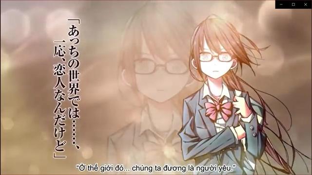 Mối tình giữa hai thế giới song song trong Nhắn Gửi Em, Người Tôi Đã Yêu: Bộ đôi Light Novel được đề cử trong tháng 7 - Ảnh 4.