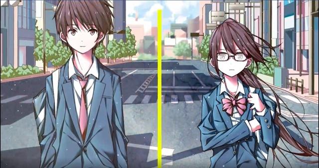 Mối tình giữa hai thế giới song song trong Nhắn Gửi Em, Người Tôi Đã Yêu: Bộ đôi Light Novel được đề cử trong tháng 7 - Ảnh 1.