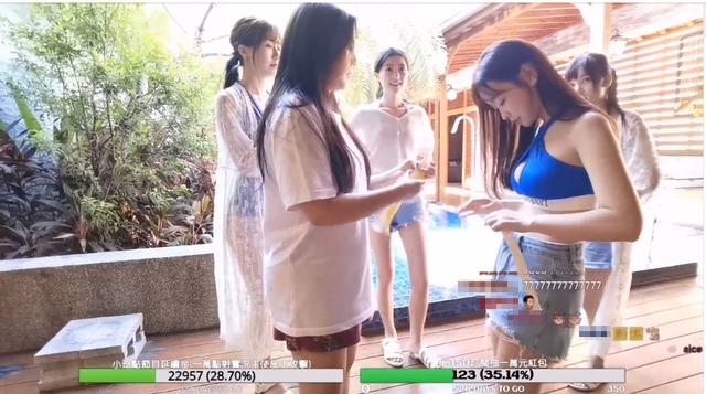 Quy tụ dàn mỹ nữ xinh đẹp làm clip pool party, cô nàng streamer LMHT xinh đẹp khiến fan đứng hình, donate và view tăng chóng mặt - Ảnh 3.