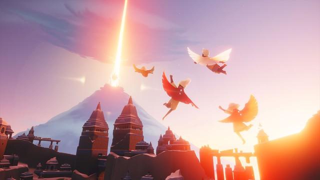 Sky: Children of the Light - Đạt 20 triệu lượt tải trước lễ kỷ niệm 1 năm của trò chơi - Ảnh 4.