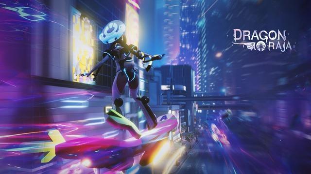 Tin vui! Dragon Raja, MMORPG sử dụng công nghệ Unreal Engine 4 được phát hành chính thức tại Việt Nam - Ảnh 1.