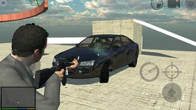 """Series game mobile giống GTA V đến nỗi khiến cho game thủ """"không phân biệt được thật giả"""" - Ảnh 1."""
