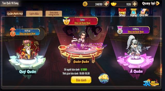 Chẳng biết một chữ tiếng Trung, game thủ Việt vẫn quẩy tung 3Q Bá Vương bản nước ngoài, leo Top share kinh nghiệm cực trí - Ảnh 12.