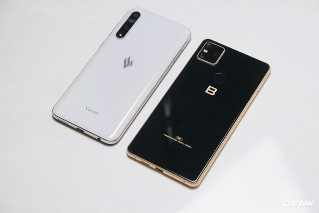 So sánh Bphone B86 và Vsmart Live: Cùng chip Snapdragon 675 nhưng Bphone đắt gấp 2.5 lần, liệu có đáng số tiền bỏ ra? - Ảnh 1.