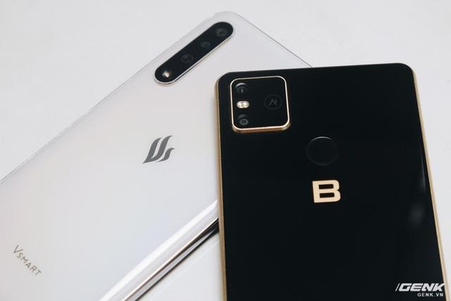 So sánh Bphone B86 và Vsmart Live: Cùng chip Snapdragon 675 nhưng Bphone đắt gấp 2.5 lần, liệu có đáng số tiền bỏ ra? - Ảnh 2.