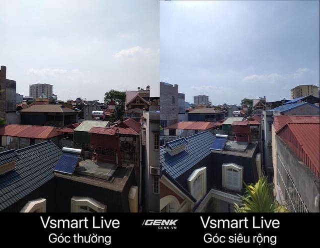 So sánh Bphone B86 và Vsmart Live: Cùng chip Snapdragon 675 nhưng Bphone đắt gấp 2.5 lần, liệu có đáng số tiền bỏ ra? - Ảnh 11.