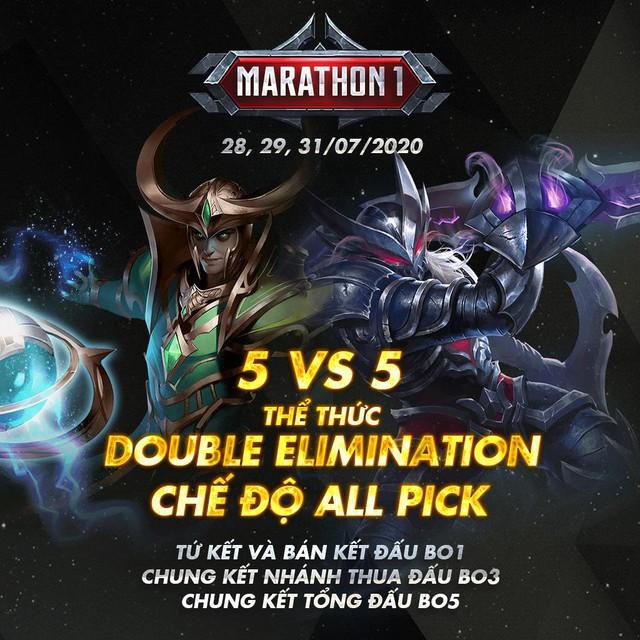 Mở đăng ký Liên Quân Marathon: Giải LQM Online siêu to khổng lồ do VTVlive eSports tổ chức - Ảnh 3.