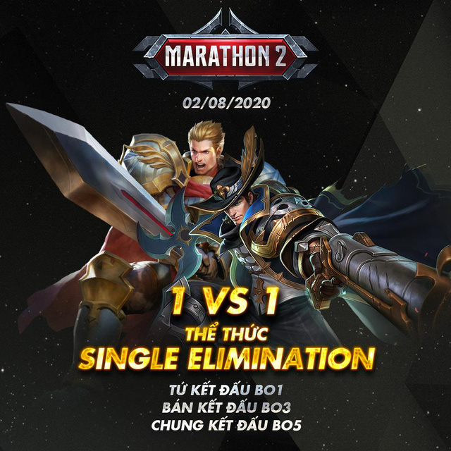 Mở đăng ký Liên Quân Marathon: Giải LQM Online siêu to khổng lồ do VTVlive eSports tổ chức - Ảnh 4.