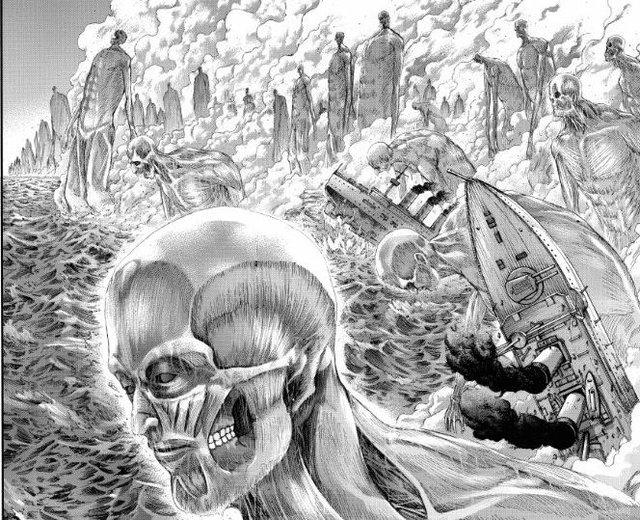 Điểm qua những chi tiết điên rồ nhất trong chương mới nhất của Attack on Titan - Ảnh 6.