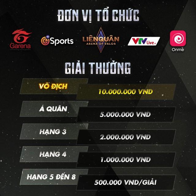 Mở đăng ký Liên Quân Marathon: Giải LQM Online siêu to khổng lồ do VTVlive eSports tổ chức - Ảnh 7.