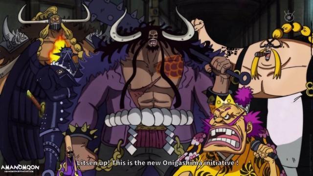 One Piece 985: Trong mắt Kaido thì Orochi chỉ là một con tốt không hơn không kém - Ảnh 1.