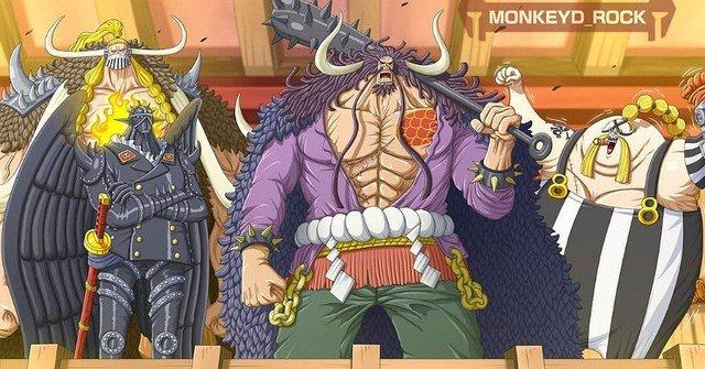 One Piece 985: Trong mắt Kaido thì Orochi chỉ là một con tốt không hơn không kém - Ảnh 3.