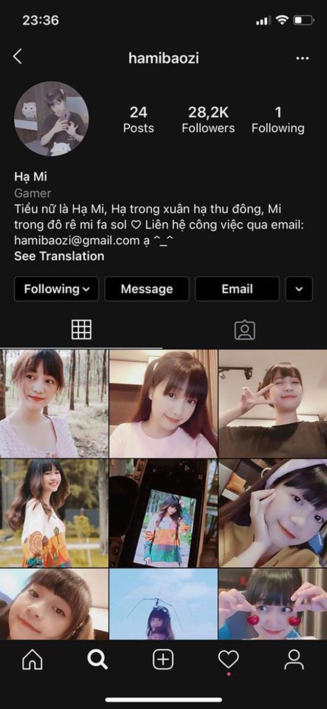 Nữ streamer Hạ Mi bị fan bắt quả tang chỉ follow một duy nhất, có phải đang yêu? - Ảnh 1.