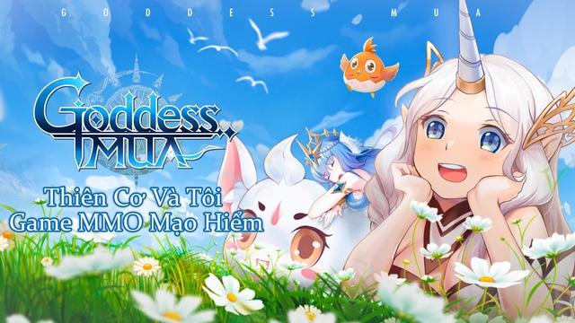 game Goddess MUA – Nụ Hôn Nữ Thần Photo-1-15948835876231665342756