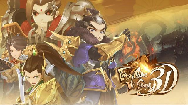 Một game Tam Quốc, một MMORPG Tiên hiệp và Kiếm hiệp đến tay game thủ Việt trong tháng 7 này - Ảnh 1.
