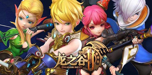 Dragon Nest 2 Mobile trong tay ông lớn Tencent chính thức dậy sóng - Ảnh 2.