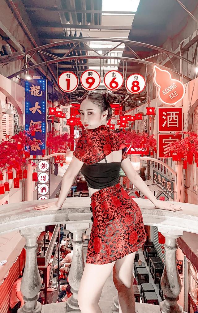 Hóa ra gái xinh dẫn đầu vòng 1 #khongboGunGun ở ngoài đời... nuột như thế này đây - Ảnh 9.