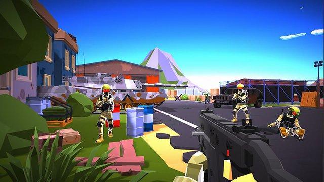 Game thủ Việt tự tay tạo nên game FPS Online đẹp long lanh trên Mobile, lấy ý tưởng từ Counter-Strike - Ảnh 6.