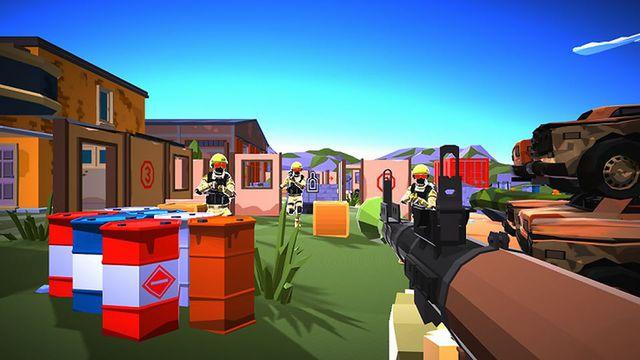 Game thủ Việt tự tay tạo nên game FPS Online đẹp long lanh trên Mobile, lấy ý tưởng từ Counter-Strike - Ảnh 4.