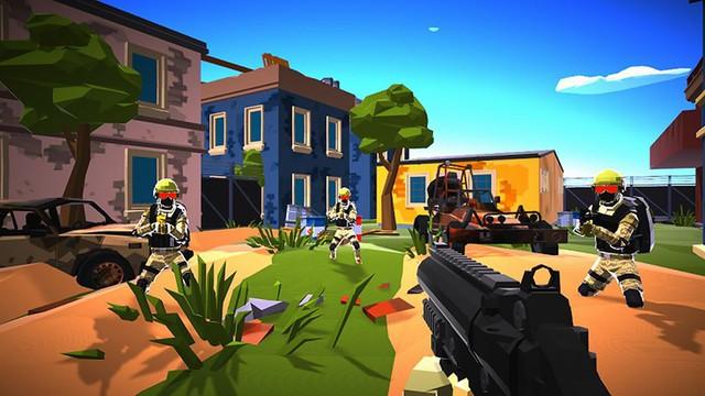Game thủ Việt tự tay tạo nên game FPS Online đẹp long lanh trên Mobile, lấy ý tưởng từ Counter-Strike - Ảnh 1.