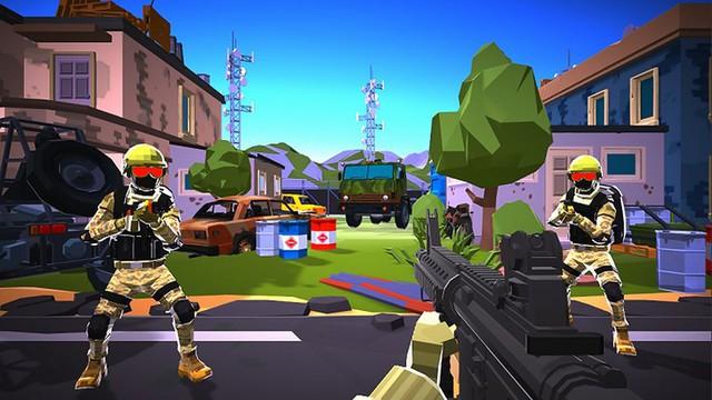 Game thủ Việt tự tay tạo nên game FPS Online đẹp long lanh trên Mobile, lấy ý tưởng từ Counter-Strike - Ảnh 5.