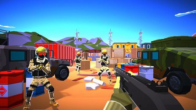 Game thủ Việt tự tay tạo nên game FPS Online đẹp long lanh trên Mobile, lấy ý tưởng từ Counter-Strike - Ảnh 3.