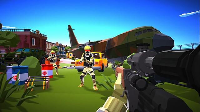 Game thủ Việt tự tay tạo nên game FPS Online đẹp long lanh trên Mobile, lấy ý tưởng từ Counter-Strike - Ảnh 2.