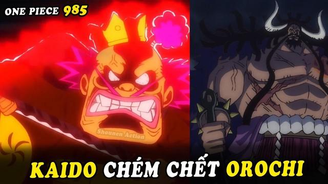 One Piece: Orochi và 4 kẻ độc ác mà fan mong muốn Oda sẽ cho họ bay màu để hả lòng hả dạ - Ảnh 1.